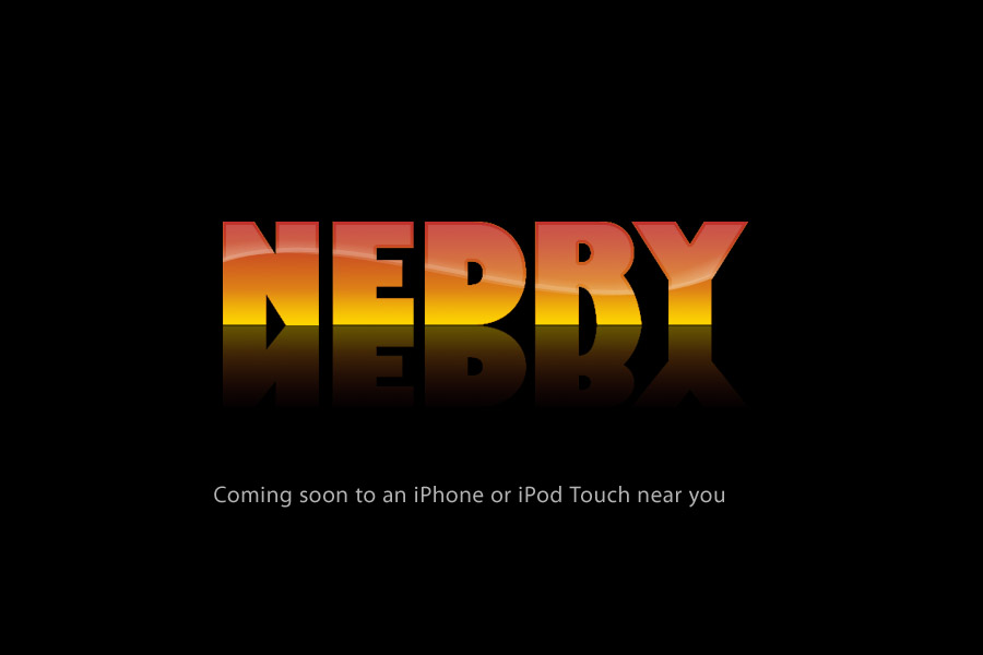 Nedry - Coming Soon to an iPhone Near You